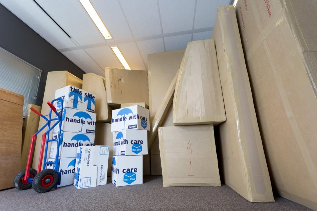 Storage Share verhuurt leegstaande kantoorruimte MSeven