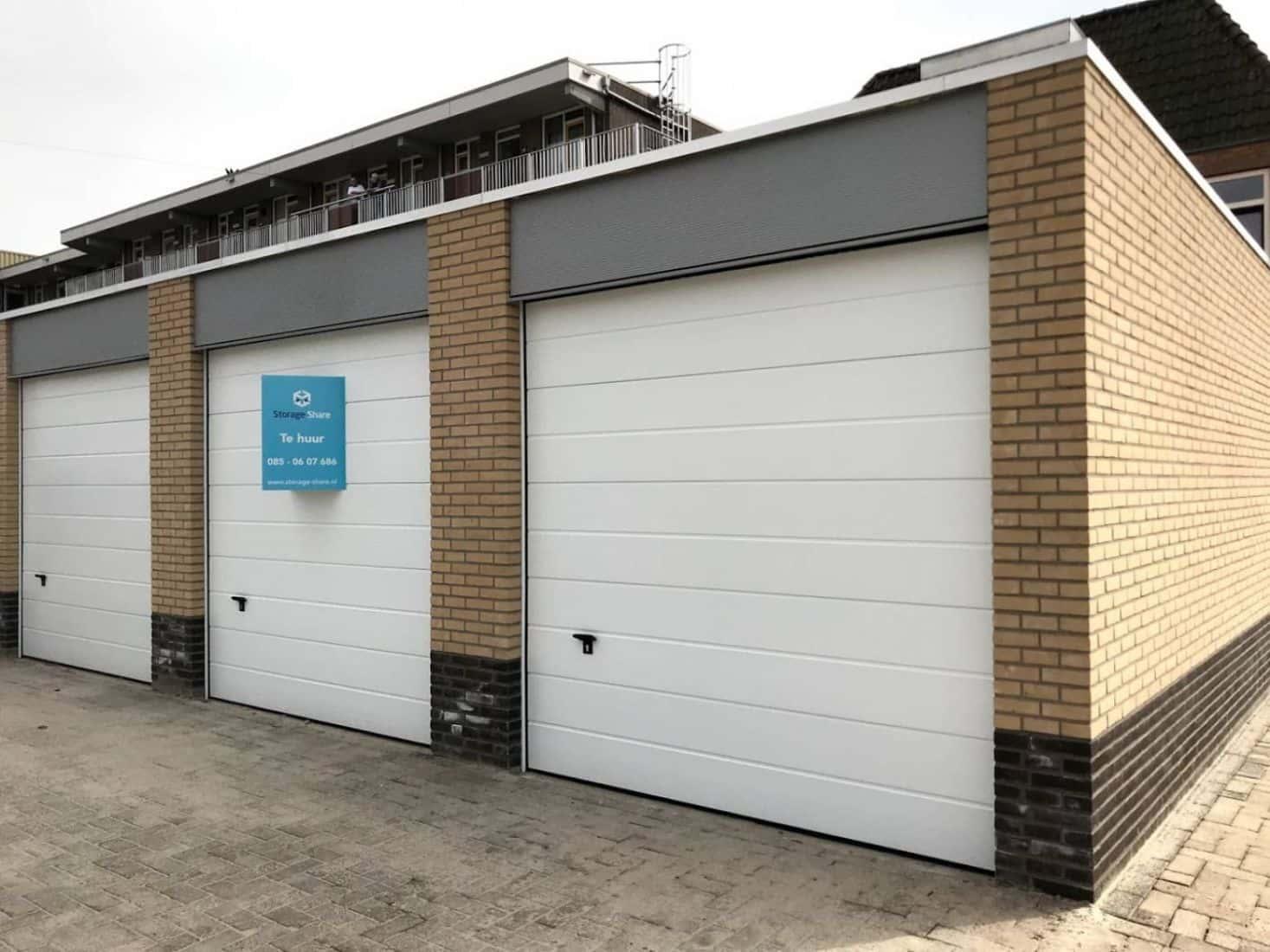Garage Huren Zutphen : Garageboxen huren hoogeveen storage share